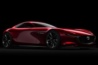 马自达推新转子发动机跑车 10月将发布