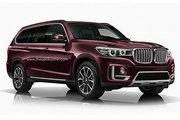 宝马全新大SUV明年底投产 竞争奔驰GLS
