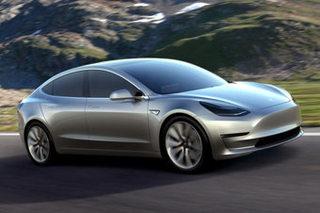 一年多的等待 特斯拉Model 3正式交付