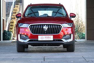 宝沃BX5推入门版车型 将于8月25日上市
