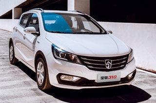 宝骏310新增iAMT版本 百公里油耗5.9升