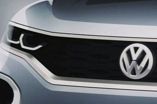 大众全新小型SUV 23日发布 9月车展亮相