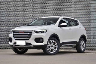 2017款哈弗H2s限时促销 购车直降0.30万