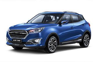 众泰小型SUV T300官图曝光 8月22日上市