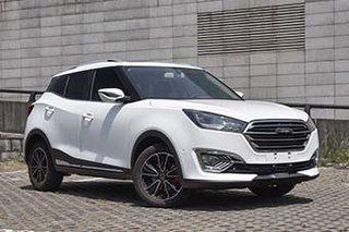 小型SUV众泰T300正式上市 售5.68万元起