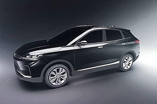 威马首款车官图泄露 于2018年正式上市
