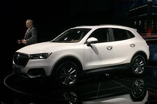 宝沃BX5新入门车型上市 售12.38万元起