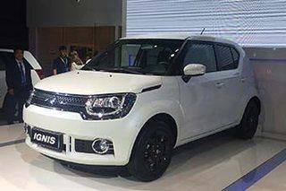 铃木进口小SUV正式上市 售12.9万元起