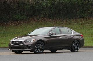 2014款进口Q50限时促销 购车直降4.00万