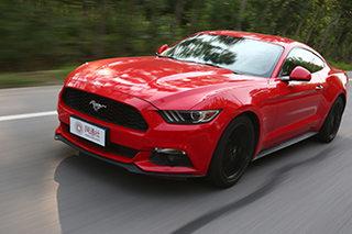 53年如一日 试驾福特Mustang 50周年版