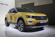 一汽-大众首款SUV明年上市 加长85毫米
