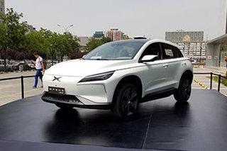 海马代工小鹏汽车 年产5万辆/年底上市