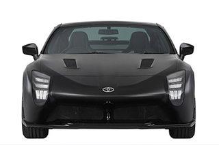混动版86?丰田GR系列概念车10月25首发