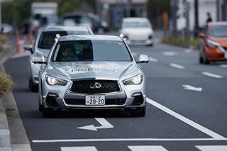 城市/高速通吃 体验日产第三代自动驾驶