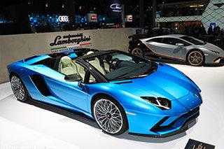 兰博基尼Aventador S敞篷 售747.8513万