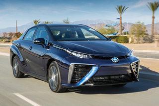 丰田加速推进电动车 率先导入中国市场