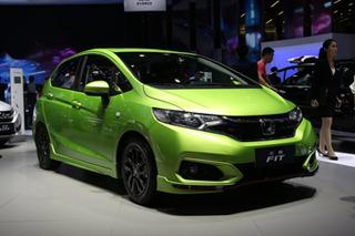 本田新飞度增运动版车型 于明年1月上市