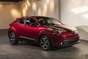 丰田全新小型SUV安全解析 明年国产上市