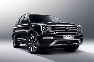 广汽传祺1-11月增长39% GS8销量破十万