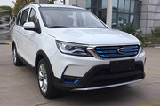 开瑞K60 EV谍照曝光 明年第一季度上市