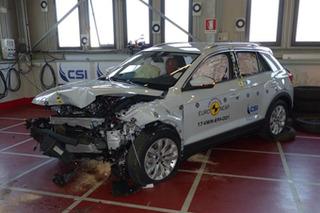 大众全新小型SUV碰撞解析 乘员保护充分