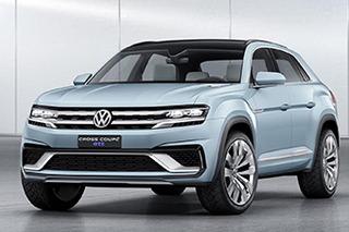 大众途观将衍生Coupe版 2018年正式推出