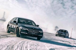 """雪里""""打滚""""还不够 体验BMW冰雪试驾"""