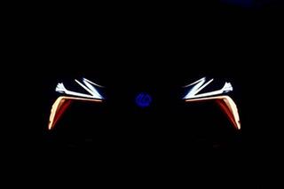 雷克薩斯旗艦SUV概念車 采用全LED大燈