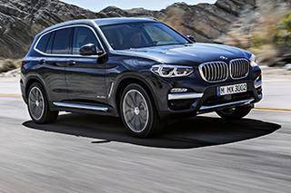 更注重豪华感/驾驶者感受 海外试BMW X3