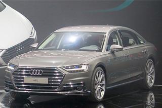 奥迪2款旗舰车2018年上市 Q8将在华首发