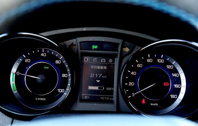 网通社汽车频道 厂商要闻 年度新能源车动力系统评选     cs15 ev的室