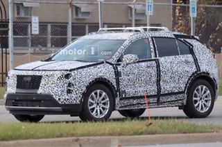 上汽通用投产全新SUV 或为凯迪拉克XT4