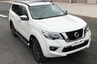 郑州日产全新SUV四月上市 轴距超汉兰达