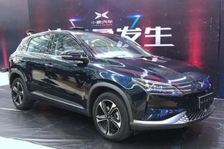 小鹏汽车2.0版车型谍照曝光 将于1月9日亮相
