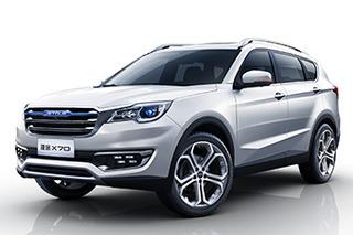奇瑞新产品序列今日发布 首款车为中型SUV