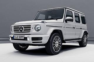 外形更加动感 奔驰新一代G级增AMG套件