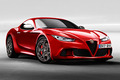 阿尔法·罗密欧将推全新跑车 或比4C多俩