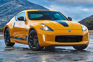 停产只是谣言 日产Z系列跑车将推第7代车型
