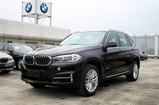 宝马X5有部分现车 最高优惠7.58万元