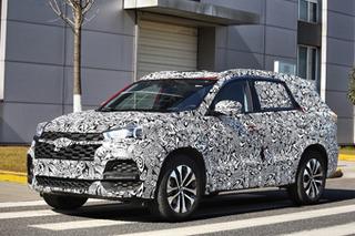 或命名瑞虎8 奇瑞全新7座SUV将于今日亮相
