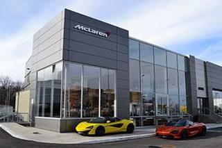 迈凯伦2018年引入2款新车 在华销量目标翻倍