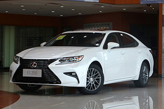 雷克萨斯ES全系优惠1.6万元 现车销售