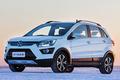 北汽新能源EX360本月26日预售 预计3月上市