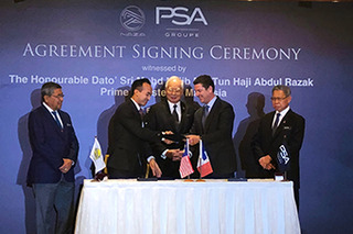 PSA集团东南亚产能扩张 年产5万辆/首产3008