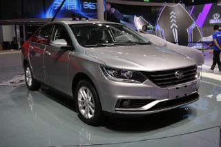 天津一汽骏派A50于3月11日上市 预售6万起