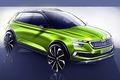 斯柯达携4新车亮相日内瓦 展示未来发展方向
