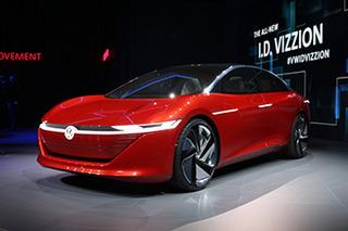 340亿欧元投移动出行 大众之夜怎能只看新车