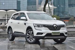 将导入大SUV! 曝东风雷诺未来5年产品计划