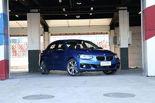 宝马1系最高优惠达6.5万元 现车销售