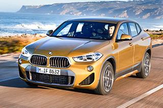 以设计之名俘获更多消耗者 外洋试驾BMW X2